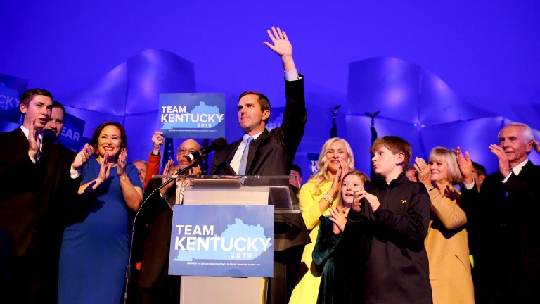 Kentucky's New Democratic Governor Promises to Enfranchise 100,000