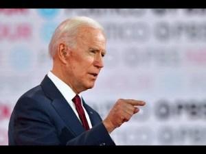 Joe Biden says he will consider Republican VP. REALLY!