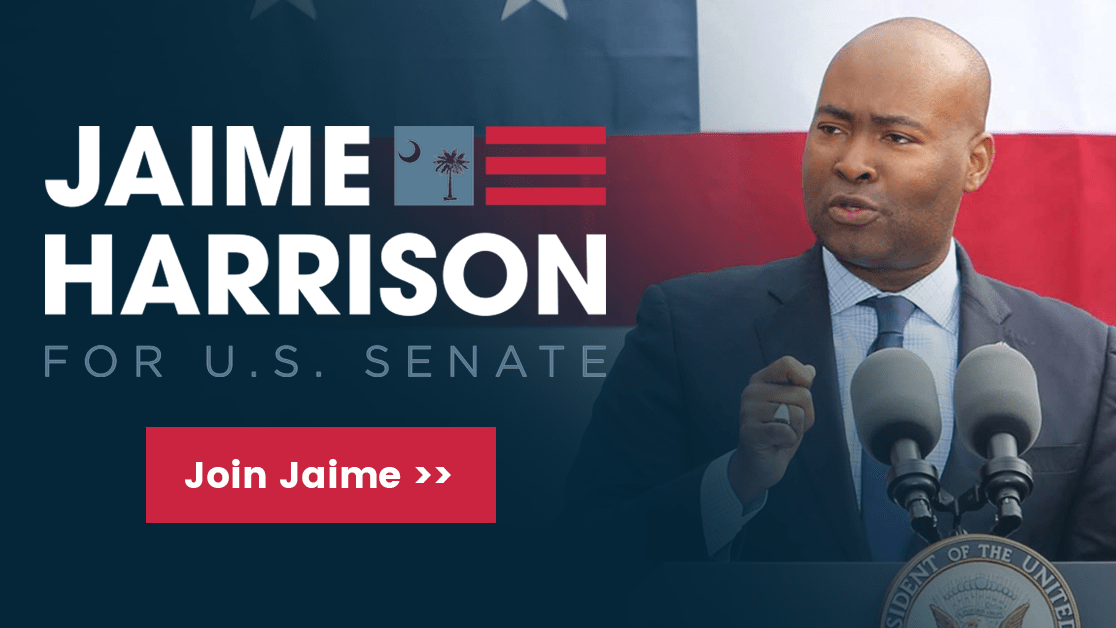 , SC-Sen: Voter Protection Project Helps Jaime Harrison (D) Mobilize Voters Of Color In South Carolina, The Politicus