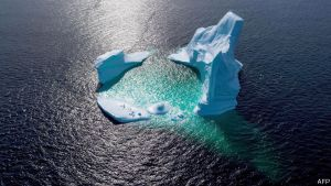 , Quantifiable evidence that Antarctica's weakened ice shelves cause ice to 'move from land to sea'., The Politicus