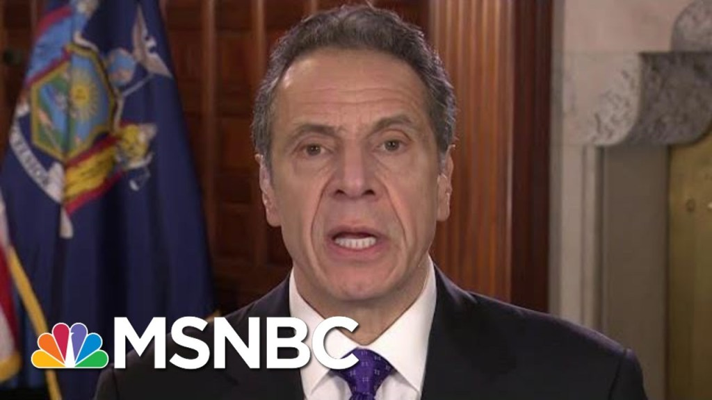 Gov. Andrew Cuomo: Returning To A New Normal Depends On How Well We Do | Morning Joe | MSNBC