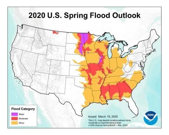 2020 SPRING FLOOD OUTLOOK