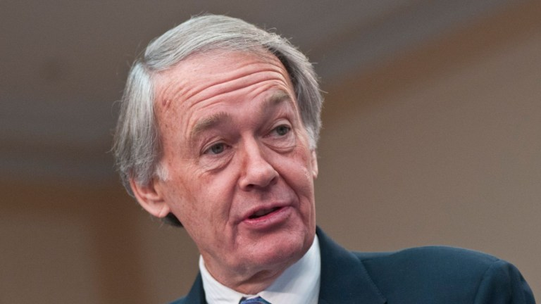 MA-Sen: Sen. Ed Markey (D) Builds Momentum To Pass Bill To Send Americans $2,000 Monthly Payments