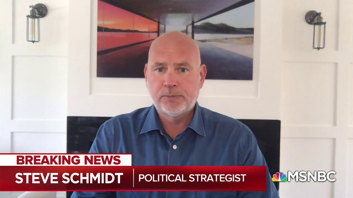 , Steve Schmidt's most effective takedown of Donald Trump to date, The Politicus