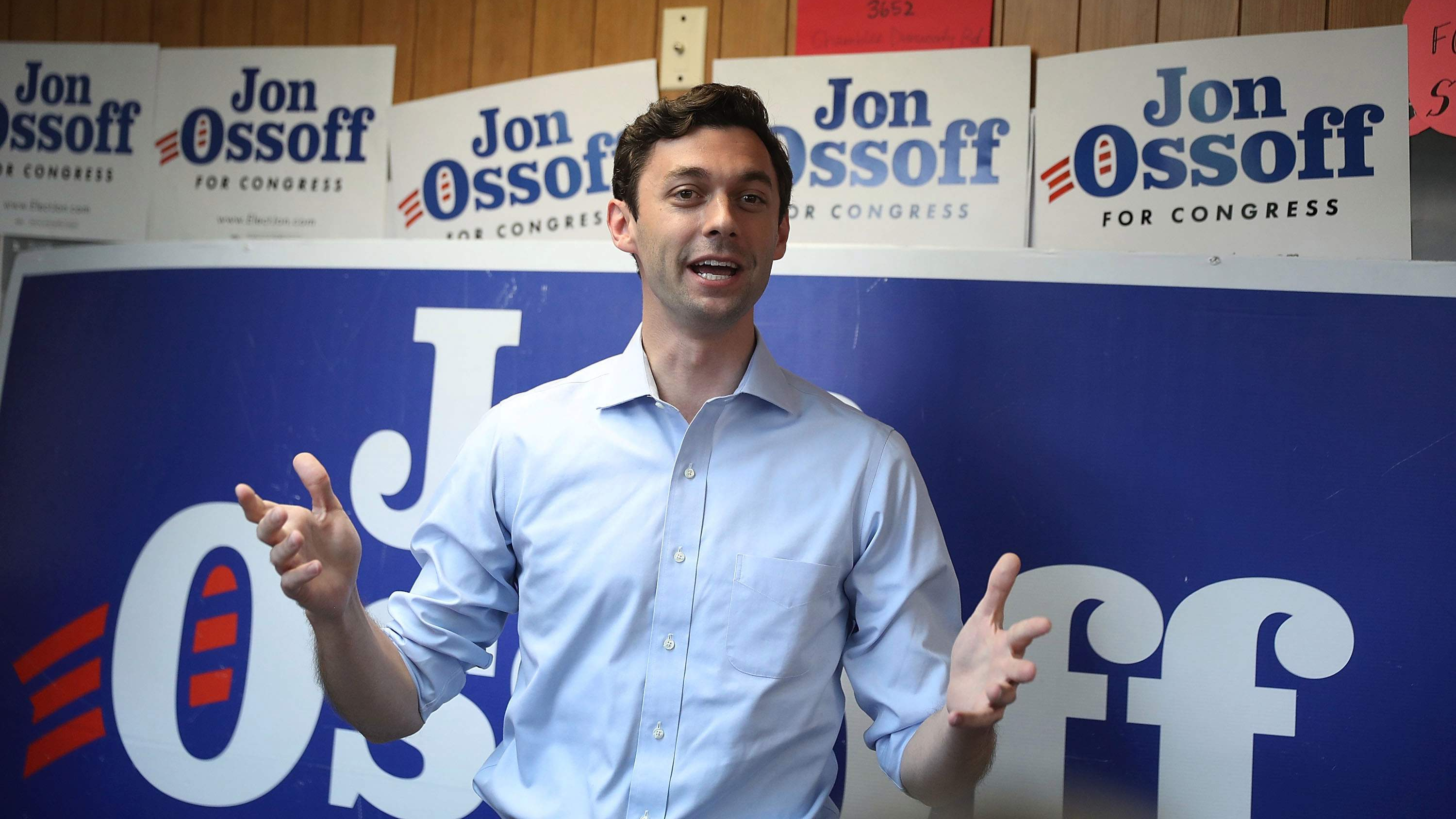 , GA-Sen A: New Poll Shows Jon Ossoff (D) Within Striking Distance Of Winning Next Week's Primary, The Politicus