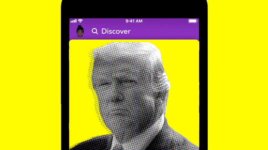 , Snapchat demotes Trump's account over incitement of 'racial violence and injustice', The Politicus