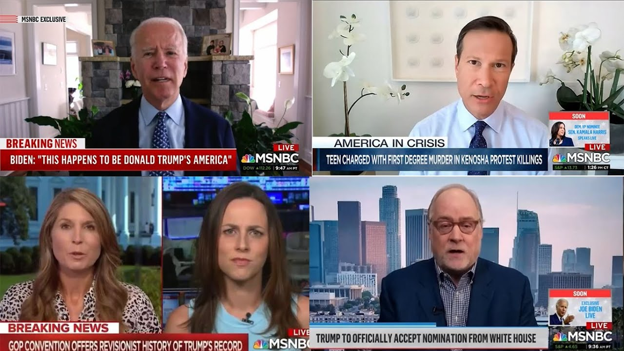 Joe Biden slaps Trump's message, Call them what they are, radicalized, Melania, & more #PTFB