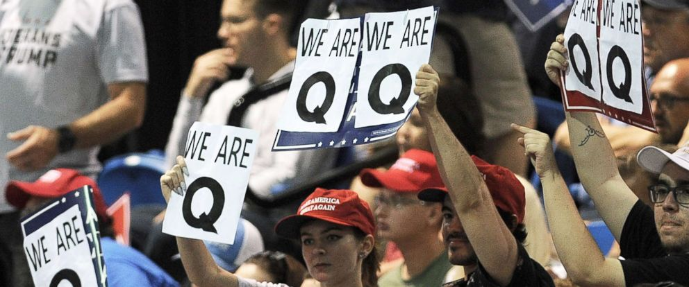 , Jeb! Bush even weighs in as Trump just praised QAnon for the first time: GOP becomes GQP, The Politicus