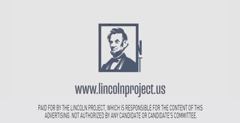 Lincoln Project does quick turnaround on Trump video