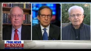 Professor Tribe calls out Trump enabler Ken Starr as promoter of election conspiracy BS live on air.
