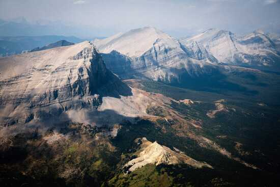 The Rocky Mountains along the Alberta-B.C border provide valuable habitat for wildlife. The eastern slopes serve as critical habitat for grizzlies, caribou and the Alberta population of westslope cutthroat trout, listed as threatened under the federal Species At Risk Act. These mountains also contain vast deposits of metallurgical coal, used in the manufacturing of steel.