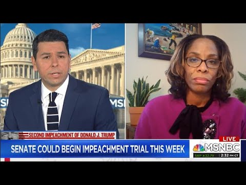 Congresswoman's interview makes clear we cannot forget insurrection nor allow guilty to go free