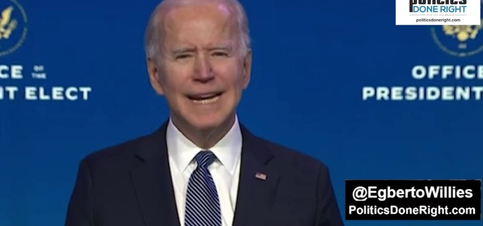 Joe Biden excoriates Donald Trump about the Capitol insurrection in speech: We could see it coming.