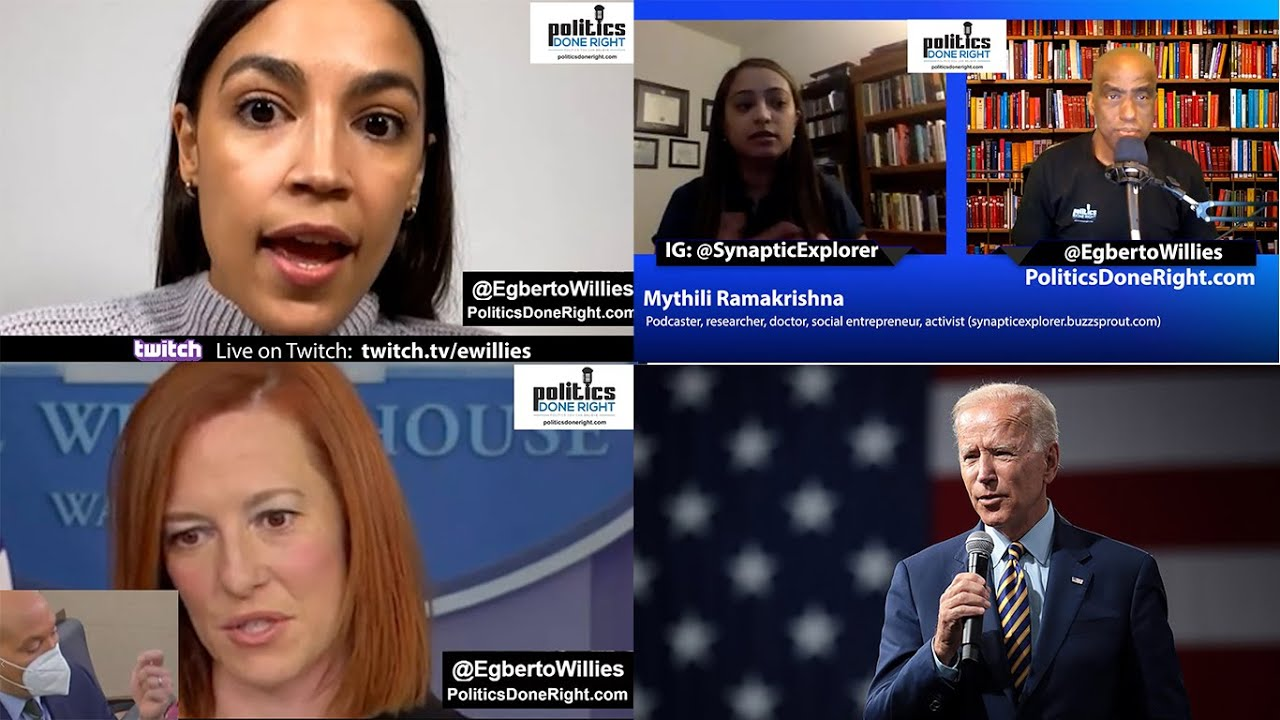 AOC's testimony, Dr. Mythili Ramakrishna, an immigrant's thoughts on insurrection, and more
