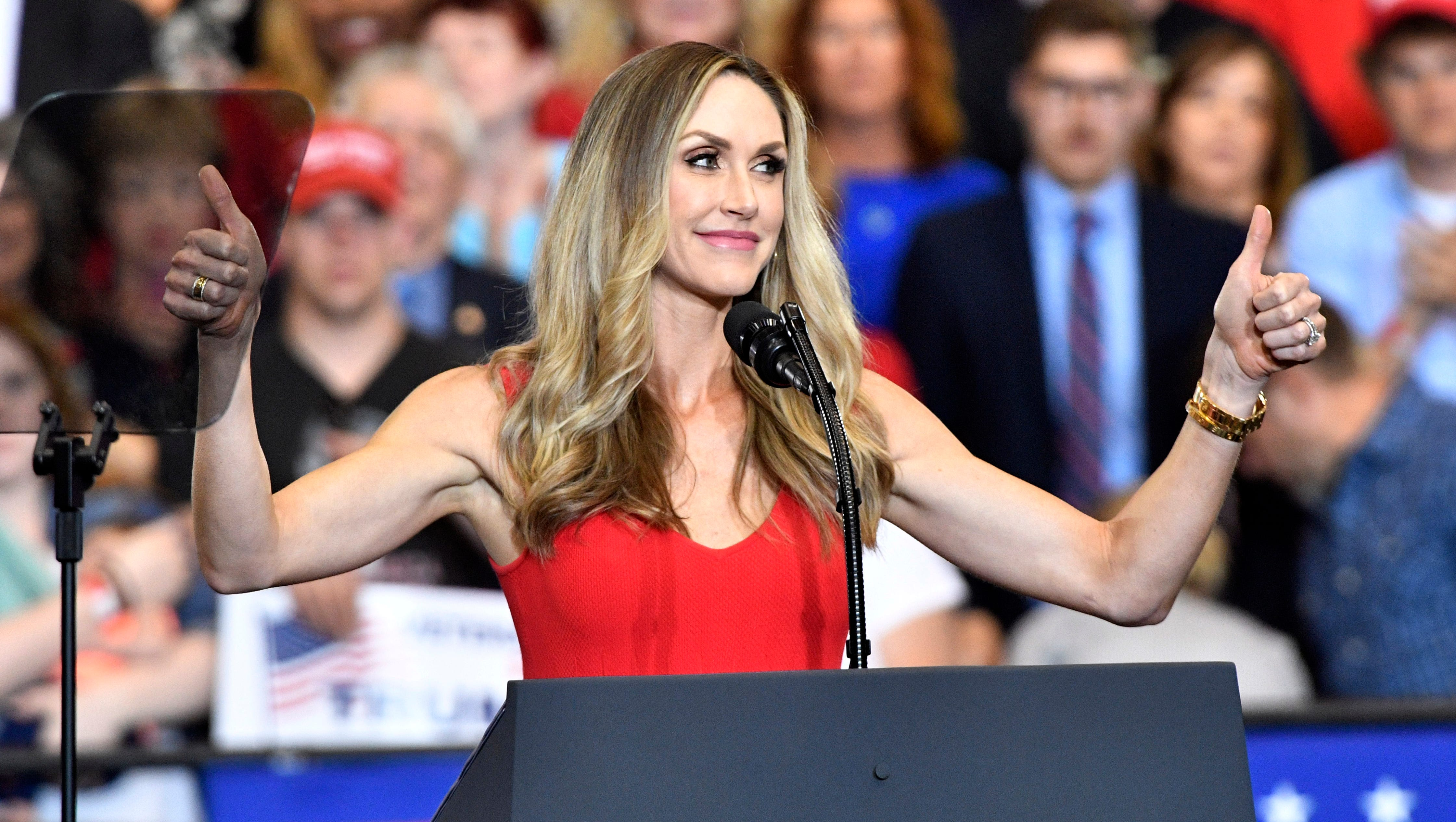 , Lara Trump hired by Fox to give her more electoral exposure, The Politicus