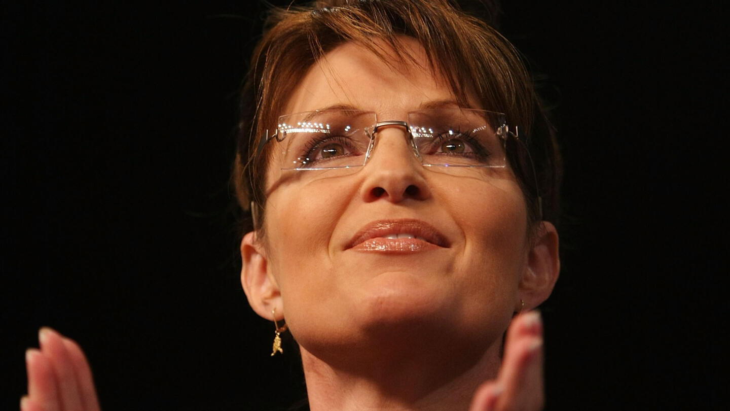 , the stupid… it burns, Sarah Palin floats a trial balloon for a return to relevance, The Politicus