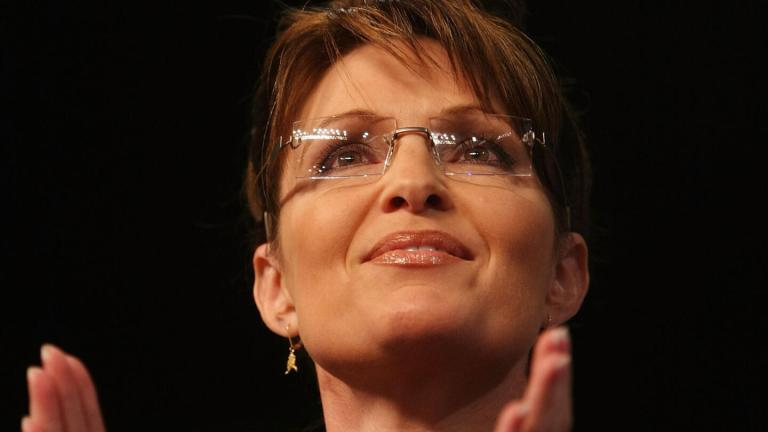 the stupid… it burns, Sarah Palin floats a trial balloon for a return to relevance