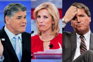 , Hapless Hannity Hysterically Mocks CNN's Ratings While Ignoring His Own Wretched Downward Spiral, The Politicus