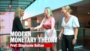 Stephanie Kelton: Biden & Progressives can go bigger, but they must understand MMT & inflation