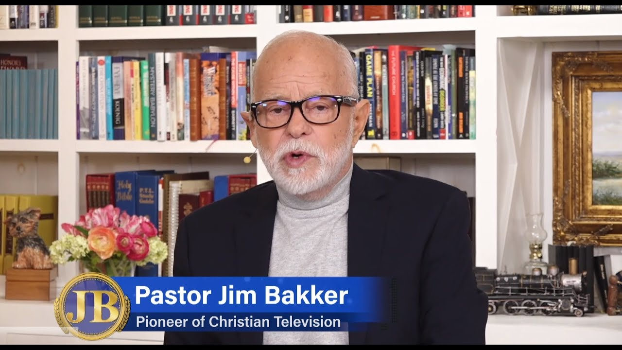 Jim Bakker Show (Aired on April 6th 2021) The Supernatural: More Natural Than You Might Think Day 2