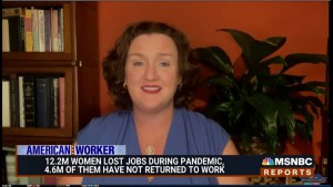 Progressive hero Rep Katie Porter even with on-air sneeze demands Biden honors promise to women