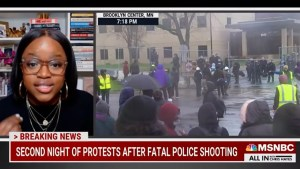 Activist decimates American policing as a systemic problem fatal to black & brown bodies by design