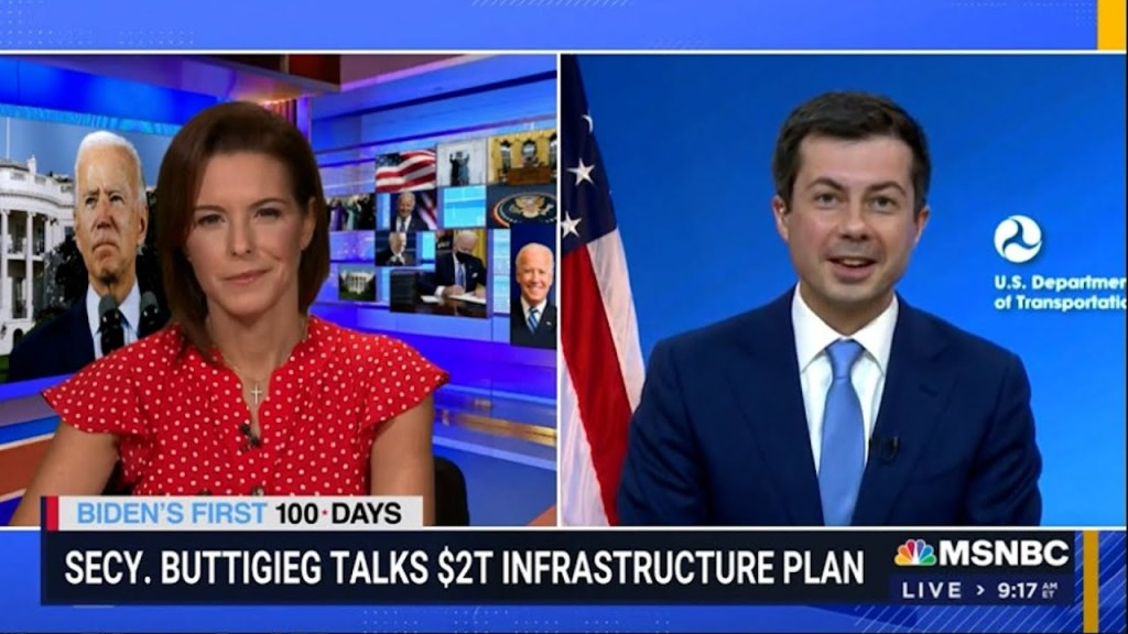 Pete Buttigieg slams Texas 'Ideological experiments are catching up with them' 'Not befitting '