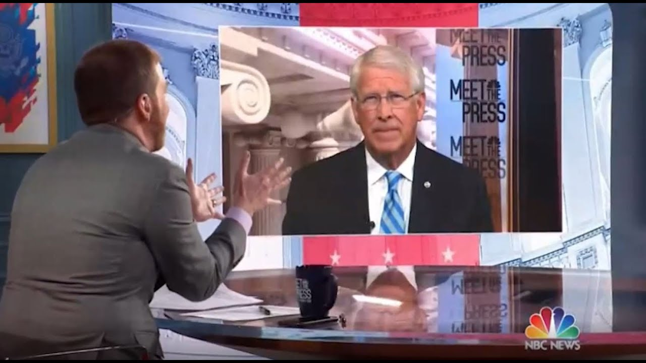 WOW! Chuck Todd called out Republican failure on the infrastructure bill. The tax cut was a failure