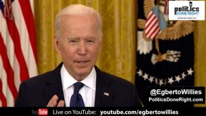 Biden comes out swinging diplomatically at business: Want employees? Pay them a living wage!