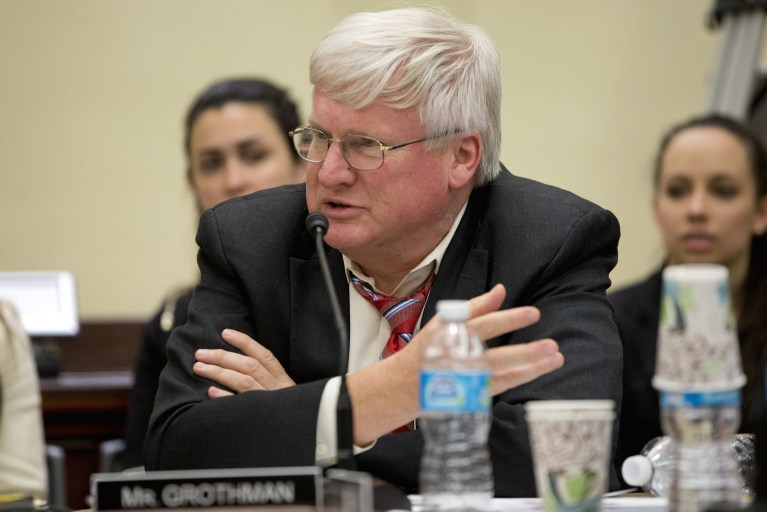 GOP congressman says pre-K education isn't needed because stay-at-home parents are still a thing