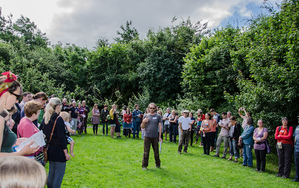 North East Permaculture Convergence 2016