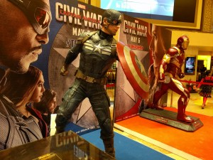 of the time when Civil War was the hype
