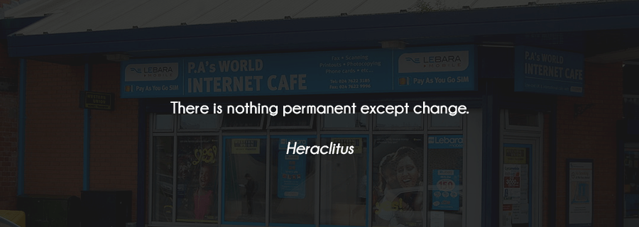 Remembering Cybercafés: Where Did My Childhood Go?