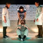 'How shall I speak again?' Deafinitely Theatre's 4.48 Psychosis