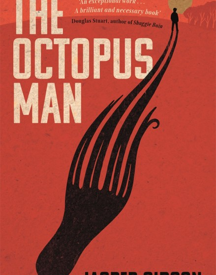 The Octopus Man book cover