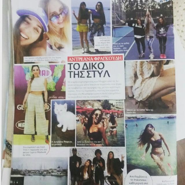 Beautiful People magazine June 2015