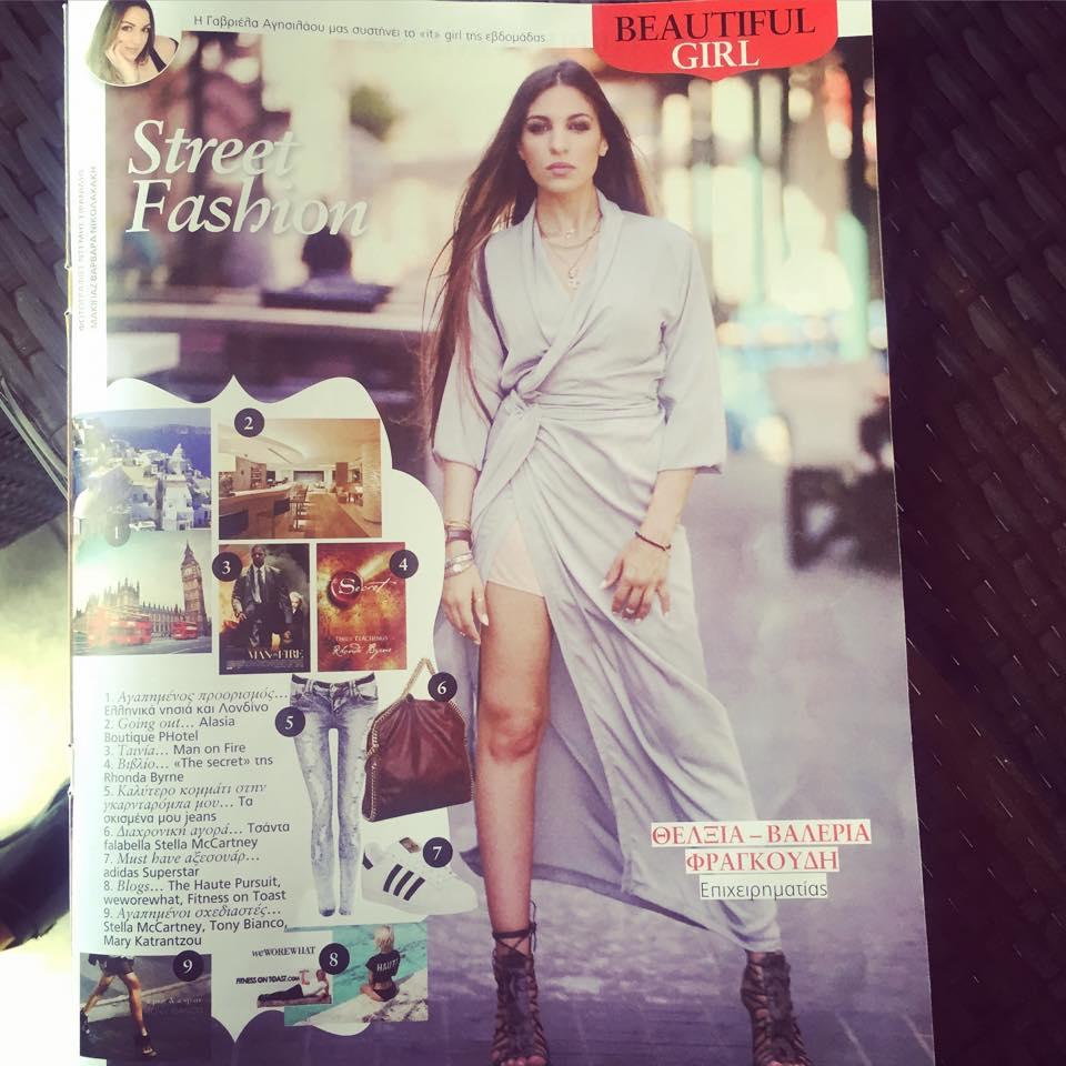 Beautiful People magazine July 2015