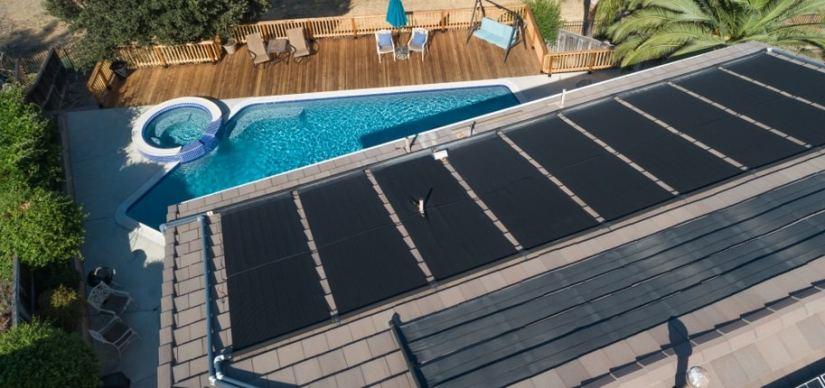 Solar Pool Heating Gold Coast
