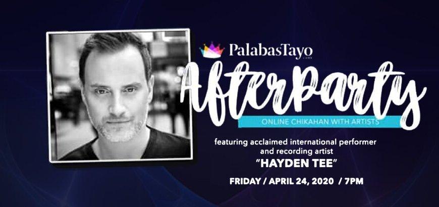 Hayden Tee interview