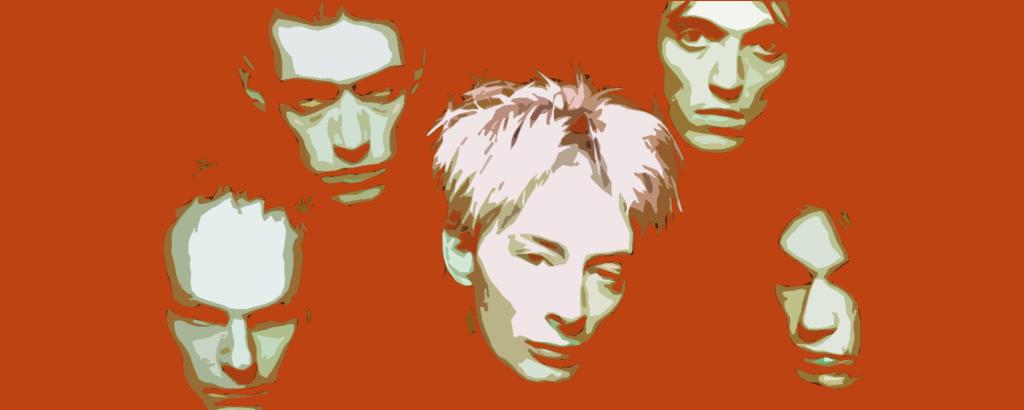 Radiohead music archive online