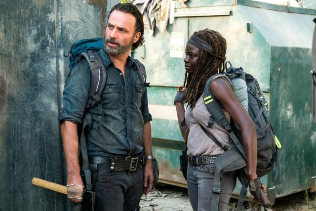 """The Walking Dead, """"Say Yes"""""""