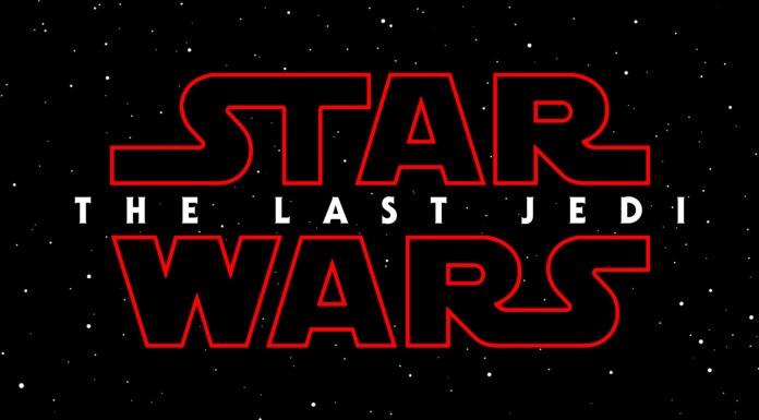 Last Jedi Title Card