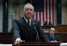 House of Cards Season 5 Premiere