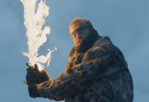 Berric Donarrio in Beyond the Wall
