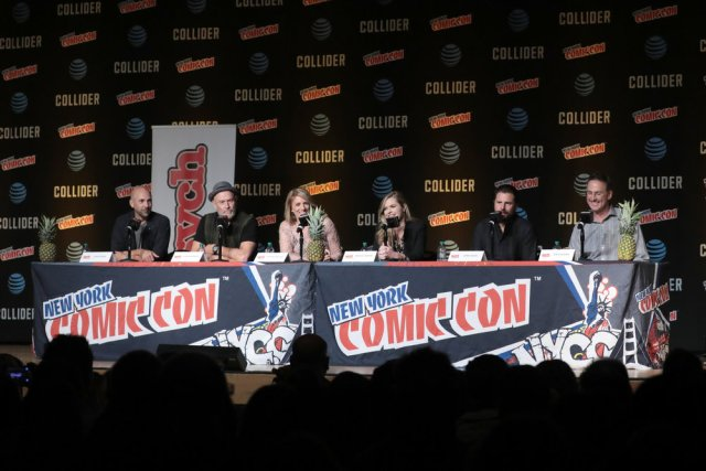Psych Panel NYCC