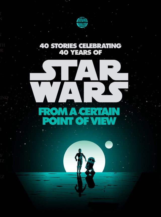 Star Wars: From a Certain Point of View Cover