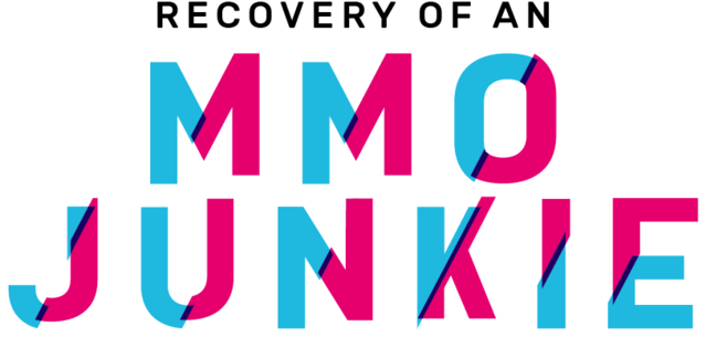 Recovery an MMO Junkie Logo