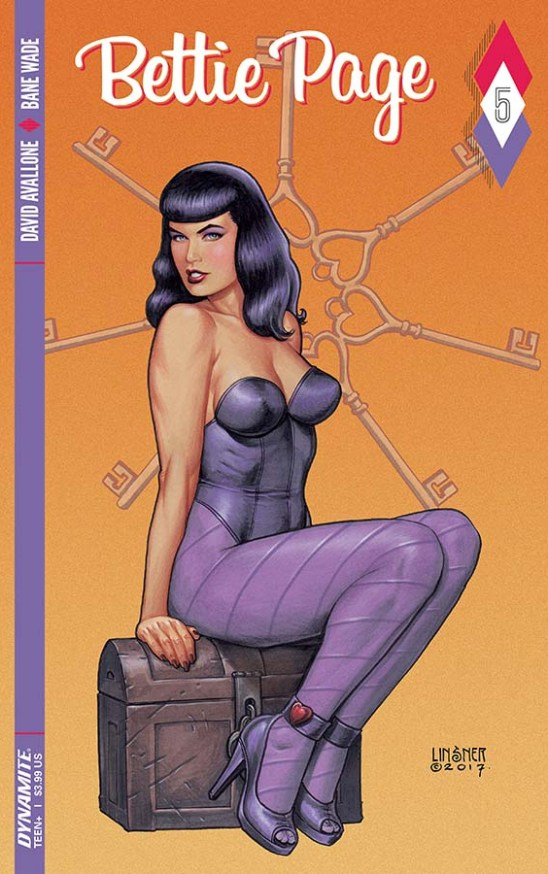 Bettie Page #5