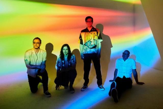 Weezer Band Photo
