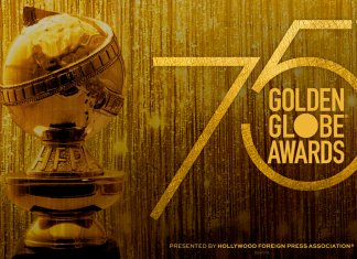 2018 Golden Globe Logo